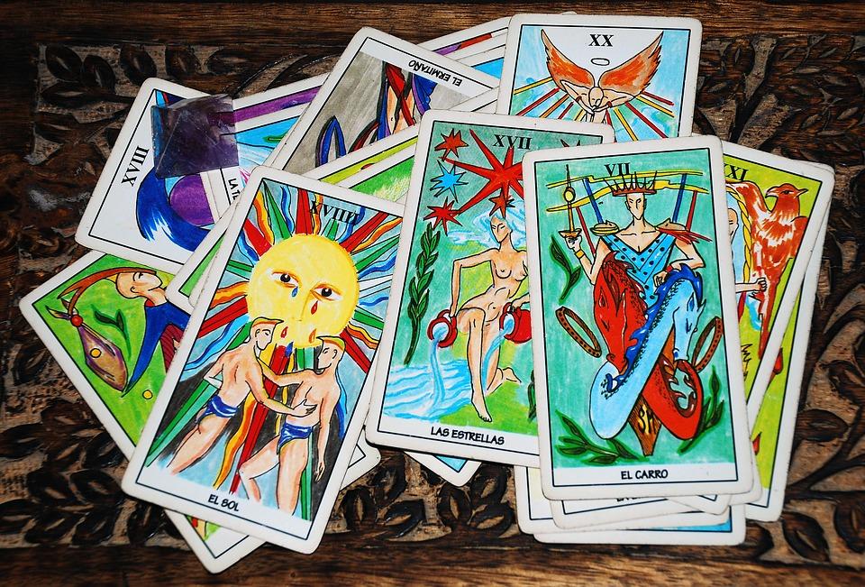 Tarot Readings.